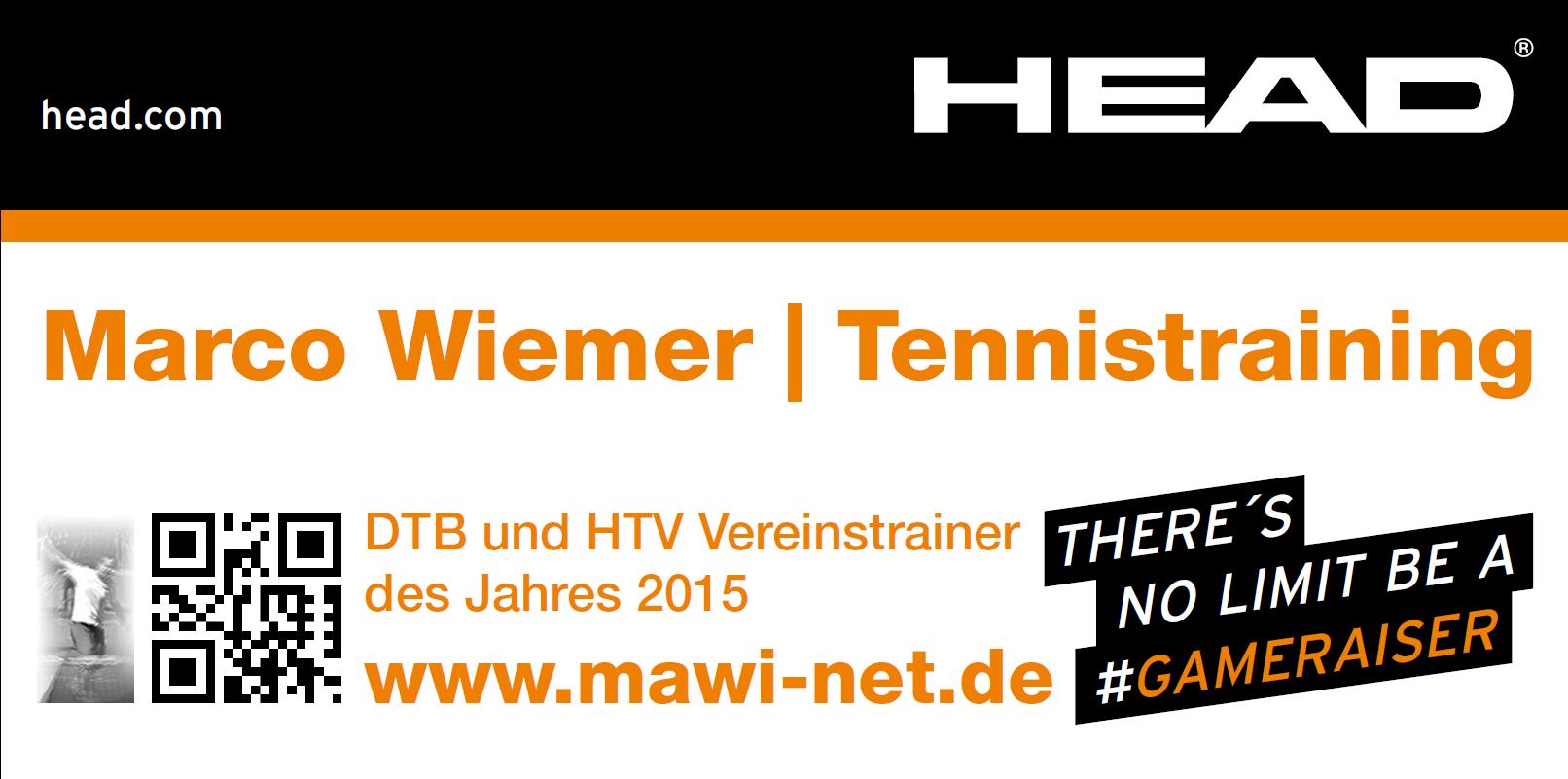 Marco Wiemer | Tennistraining