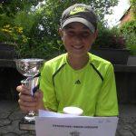 Leif Clerc, Bezirksmeister 2016, Junioren U12